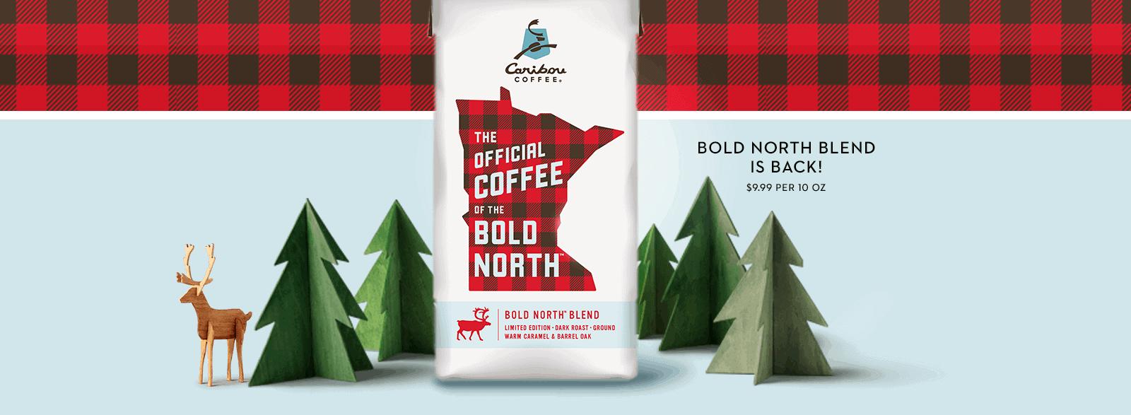 Caribou Coffee Bold North