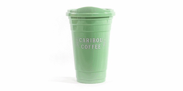 Strawless Spring Tumbler 16oz green