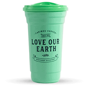 Earth Month Tumbler, Green