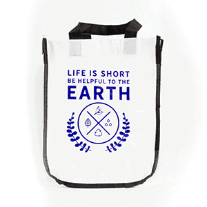 Earth Month tote