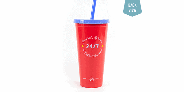 mom boss cold tumbler