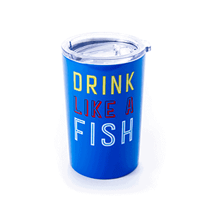 drink like a fish front