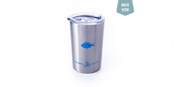 drink like a fish stainless back