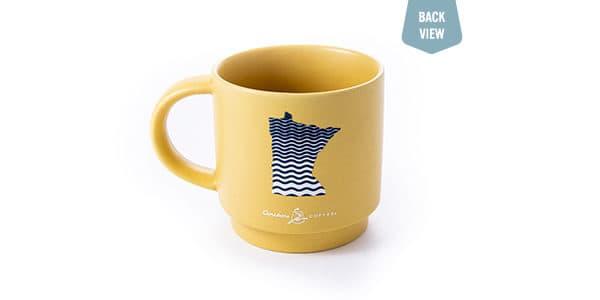 yellow mug back