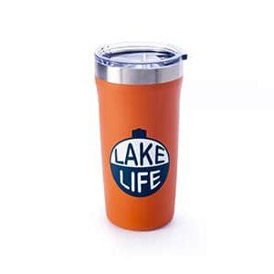 lake life orange front