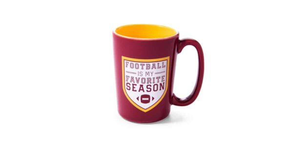 football fav season ceramic