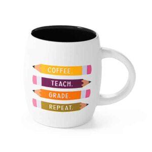 teacher ceramic