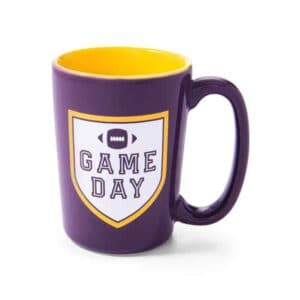 game day ceramic