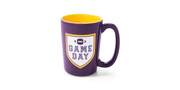 game day ceramic