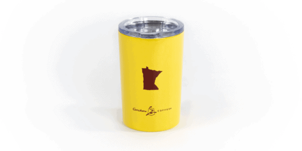 Tailgate Captain Tumbler - White BACK
