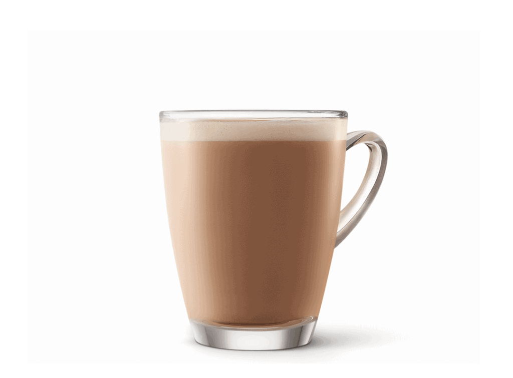 pumpkin latte hot