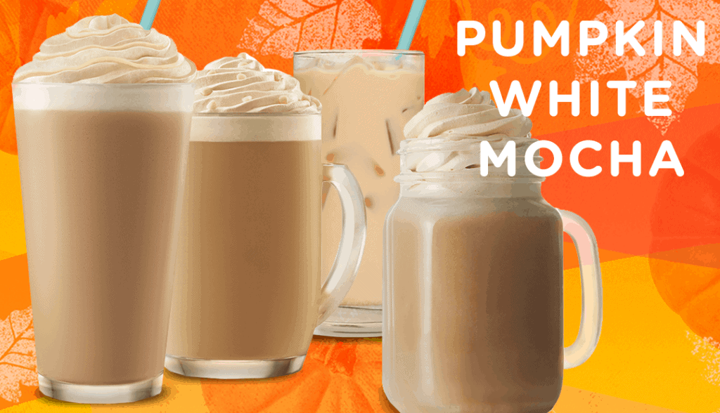 pumpkin white mocha feature