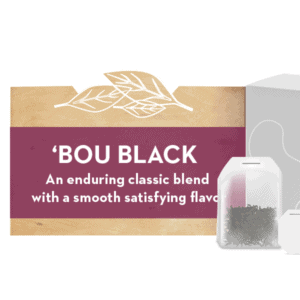 'Bou Black tea box