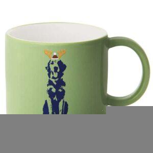dog mug ceramic