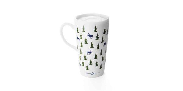 20oz ceramic mug w/o flask back