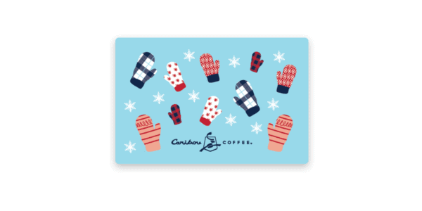 mittens gift card