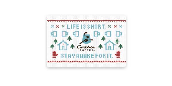 stay awake gift card