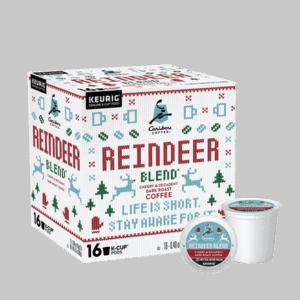 reindeer blend k-cups