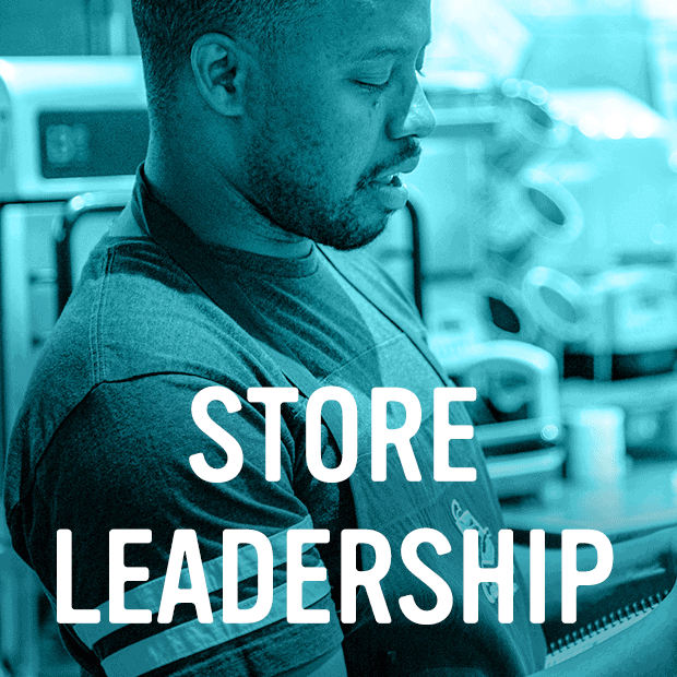 Store Leadership Positions