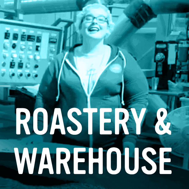 Roastery and Warehouse Jobs