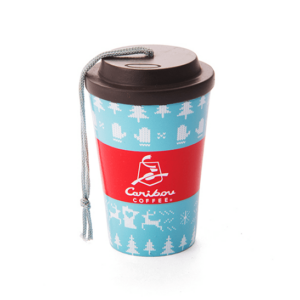 holiday cup ornament front