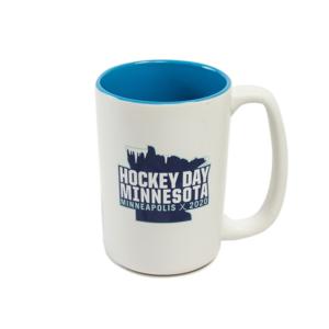 hockey day mn mug front
