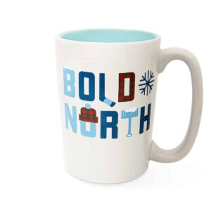 bold north mug F