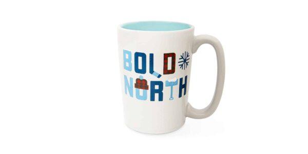 bold north mug F