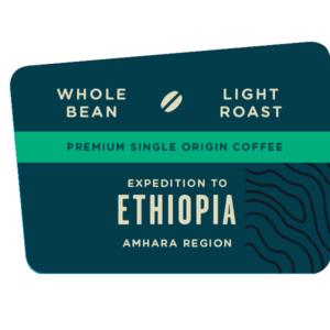 ethiopia label