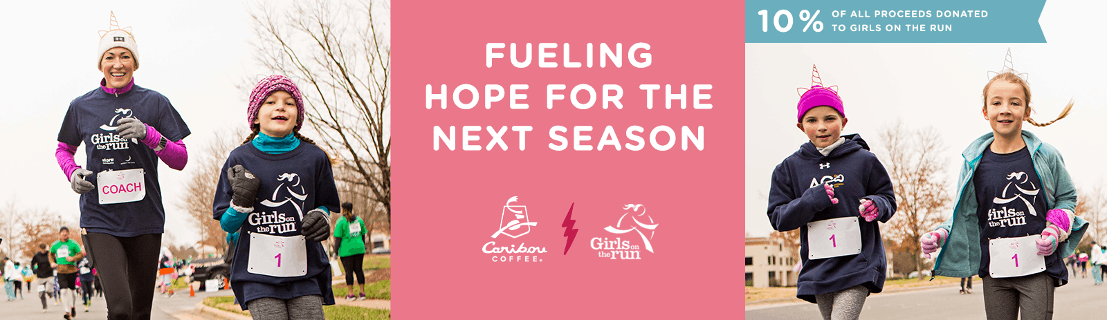 Amy's Blend - Fueling Hope for the next season