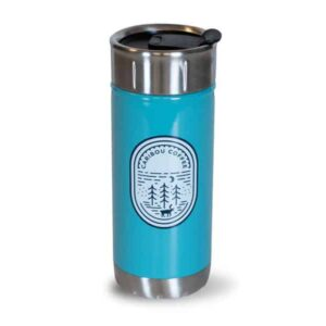 Tall Cariblue Colorful Stainless with outdoors icon - front