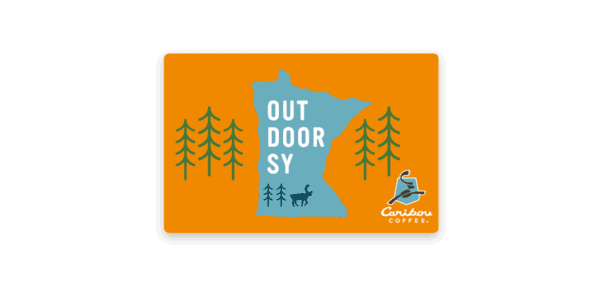 Outdoorsy Caribou Gift Card