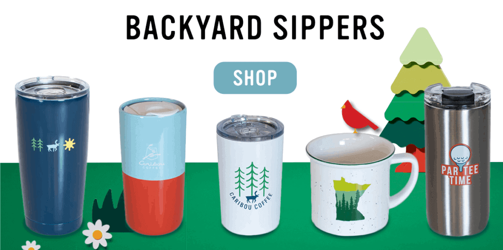 Backyard Sippers - click to shop new summer drinkware