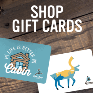 Caribou Gift Cards
