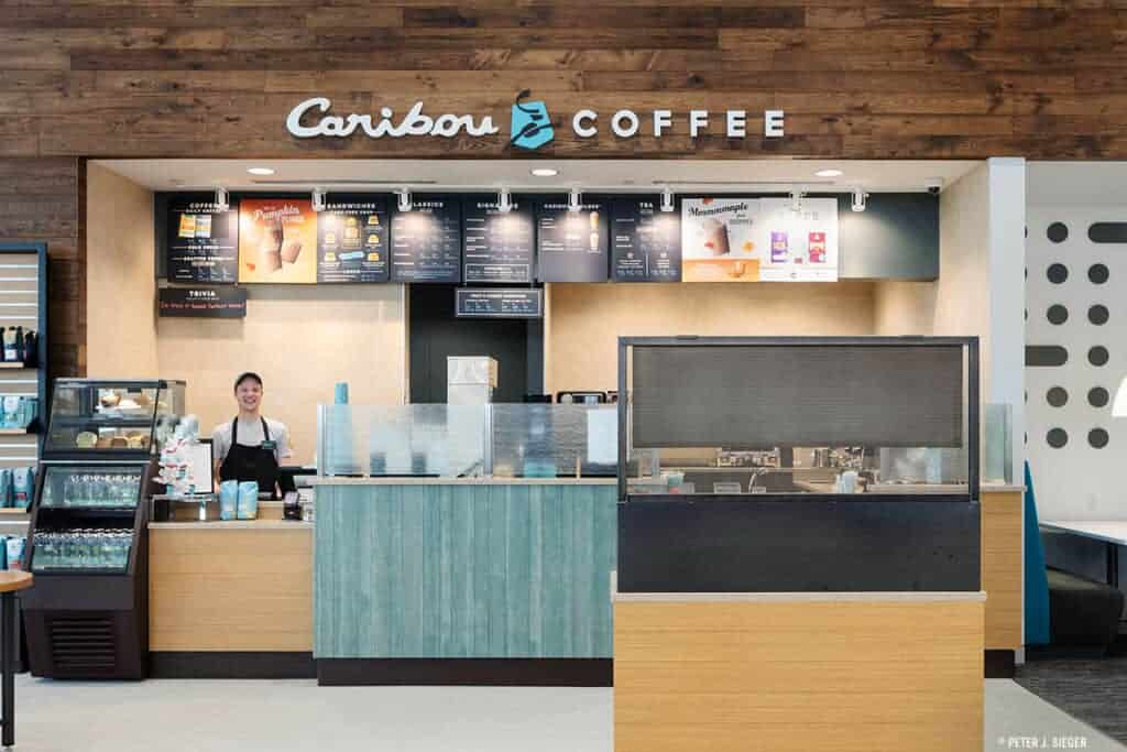 Full Experience, Caribou Coffee