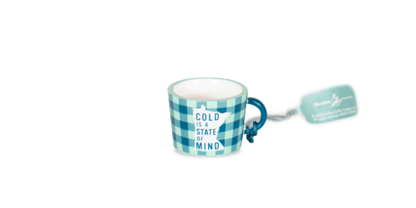 Cold Is A State of Mind Ornament