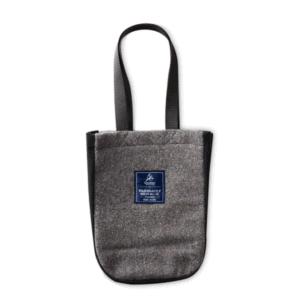 Faribault Woolen Mill Co. Handbag Grey v2