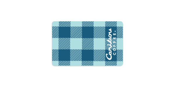 Buffalo Plaid Gift Card