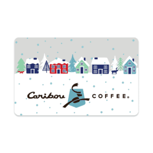 Winter Scene Gift Card
