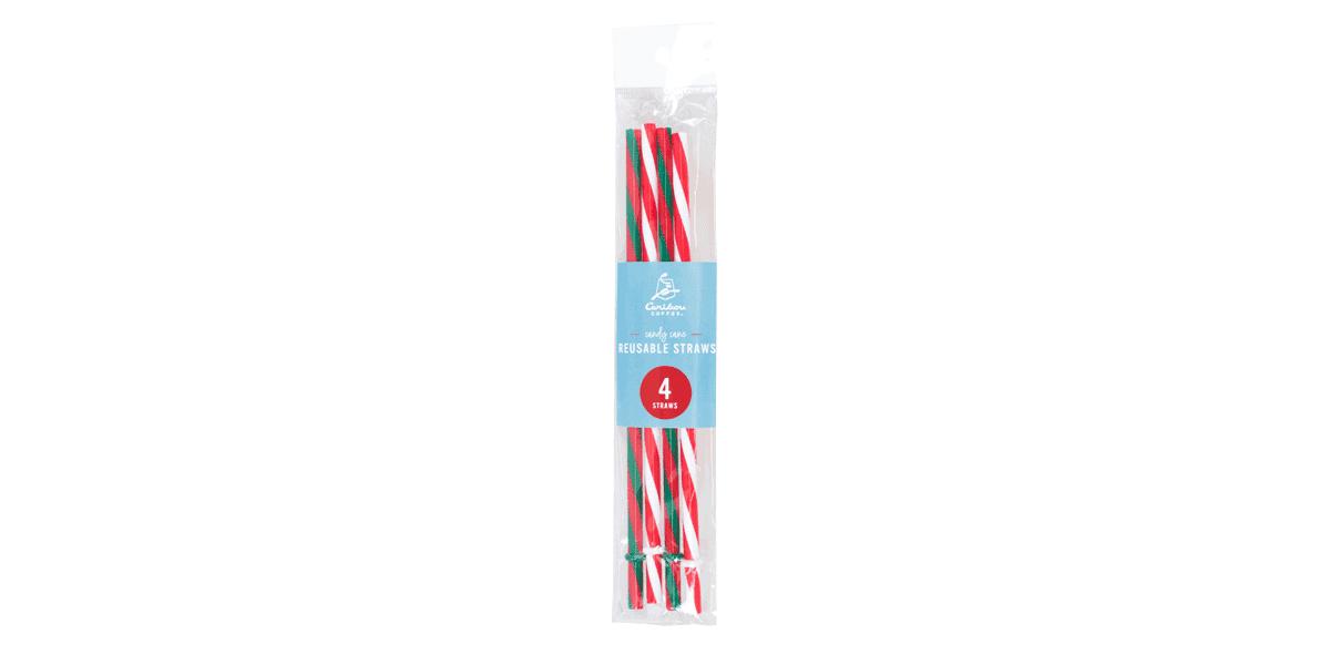 Caribou Reusable Straws