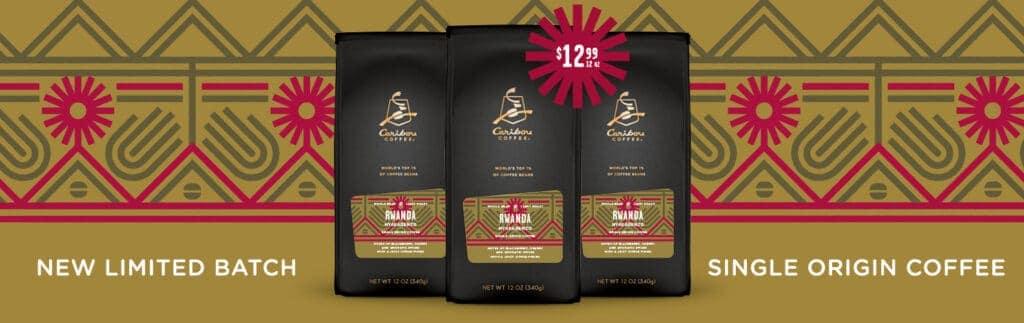 Limited Batch Rwanda Bags