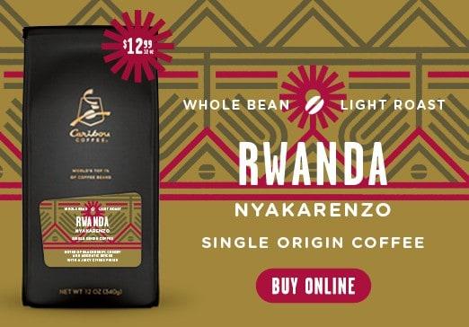 Rwanda Single Origin Coffee