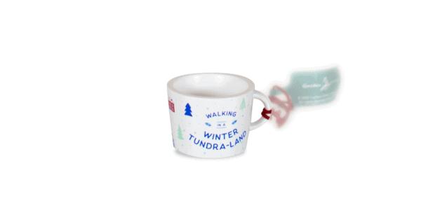 Winter Tundra-Land Ornament