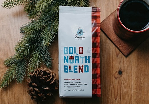 Coffee Pg Bold North Blend Slider Mobile