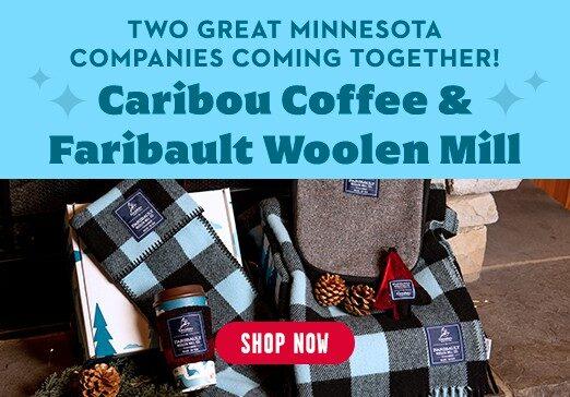 Faribault Woolen Mill Mobile Banner