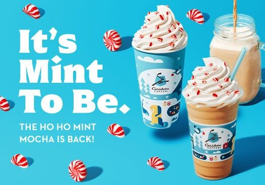 It's Mint To Be. Mobile Banner