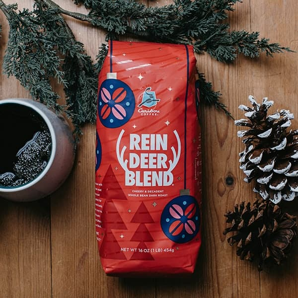 Reindeer Blend at Home