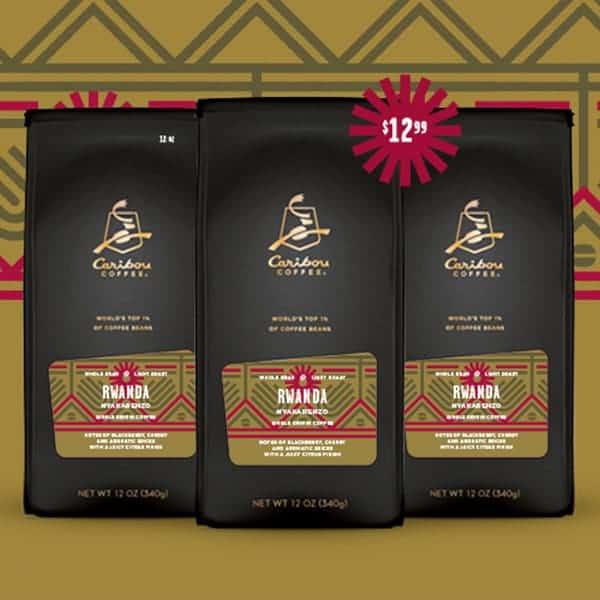 Rwanda Nyakarenzo Coffee Bags, $12.99