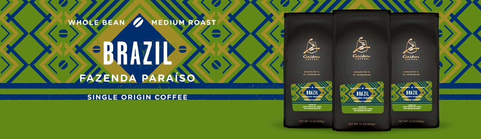 Brazil Single Origin Coffee
