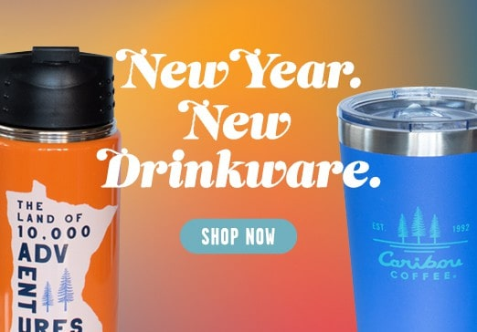 New Year New Drink ware Shop Now